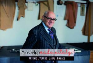 Antonio Liverano . sarto . Firenze